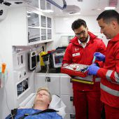 Notfallsanitäter mit Notkompetenz