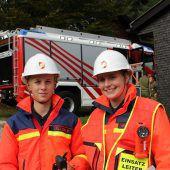 Jugend-Feuerwehren proben den Ernstfall