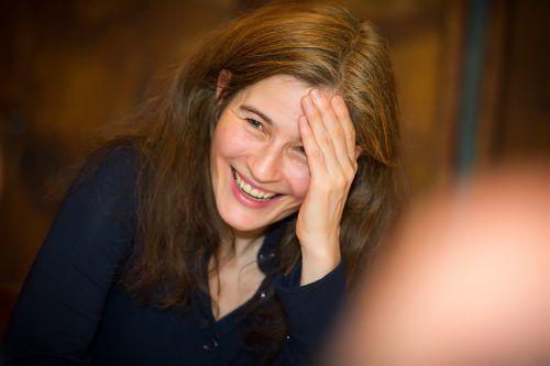 Referentin Dr. Natalie Knapp ist Autorin mehrerer Bücher und lebt in Berlin. veranstalter