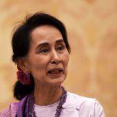 Suu Kyi verteidigt Urteil gegen Reuters-Reporter