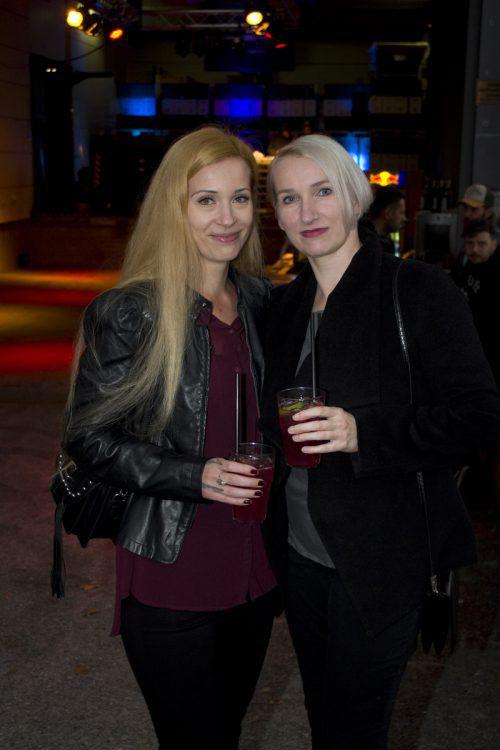 Sandra Ollmann (l.) und Sabine Manzl.