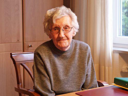 Schriftstellerin Maria Beig ist im Alter von 97 Jahren verstorben. HV