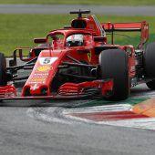 Vettel darf sich keinen Fehler leisten