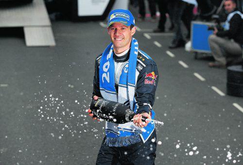Sebastien Ogier möchte im nächsten Jahr mit Citroën feiern.reuters