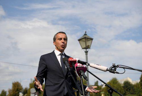 """Sein Profil entspreche nicht der """"idealtypischen Speerspitze der Opposition"""", erläuterte Kern. APA"""