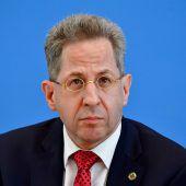 Verfassungsschutzpräsident Maaßen muss Posten räumen