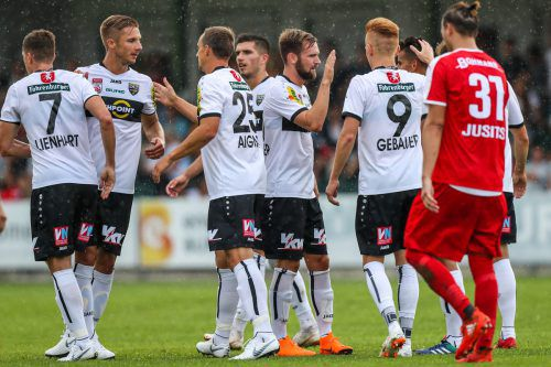 Seit dem 3:0-Cuperfolg in Parndorf durften sich die Altacher nicht mehr über einen Sieg freuen. Das soll sich heute ändern.Gepa