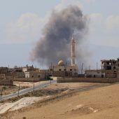 Ende im syrischen Bürgerkrieg auf Raten