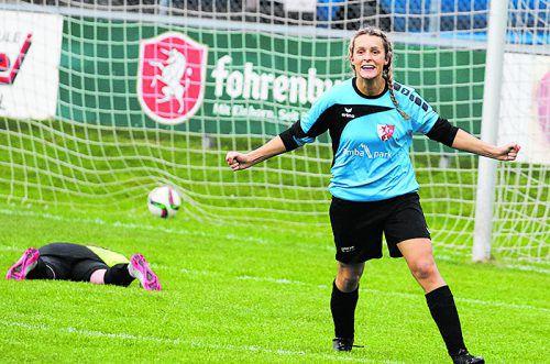 Selma Kajdic hofft auf einen baldigen Wechsel zu RW Rankweil.kopf
