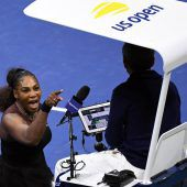 Williams-Eklat bei den US Open