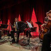Klassische Klänge zur feierlichen Russ-Preis-Verleihung