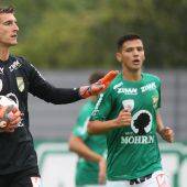 Kevin Kunz hielt den1:0-Sieg der Austria fest