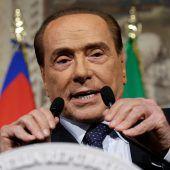 Neuer Fußballklubfür Silvio Berlusconi