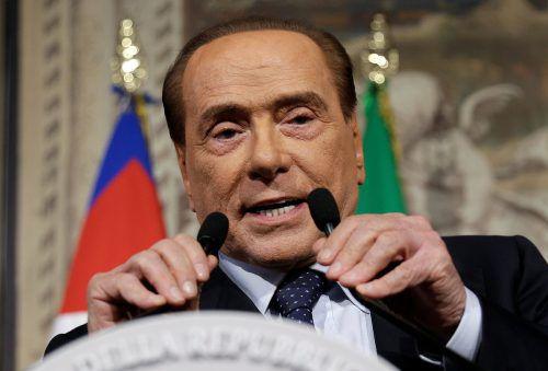 Silvio Berlusconi hat sich mit Monza wieder einen Fußballklub gekauft. Reuters
