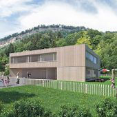 Baustart für neues Kinderhaus in Kennelbach