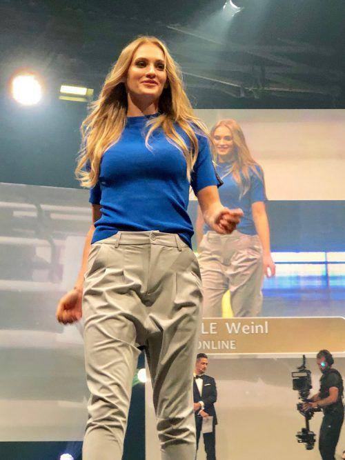 Stilvolle Präsentationen waren auch bei der Miss-Austria Wahl-2018 gefragt.