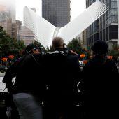 17 Jahre danach: Gedenken an die Opfer von 9/11