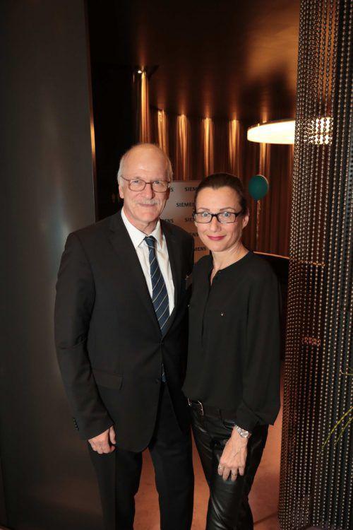 Thomas Hahn und Prof. Elisabeth Heinemann.