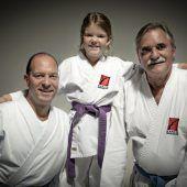 Karate, eine Kampfkunst hoch im Kurs