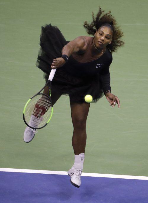 US-Open-Finalistin Serena Williams hat ihre Peking-Teilnahme abgesagt. ap