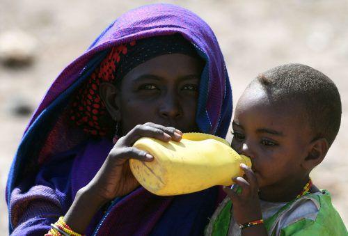 Viele der Todesfälle hätten mit sauberem Wasser verhindert werden können. APA
