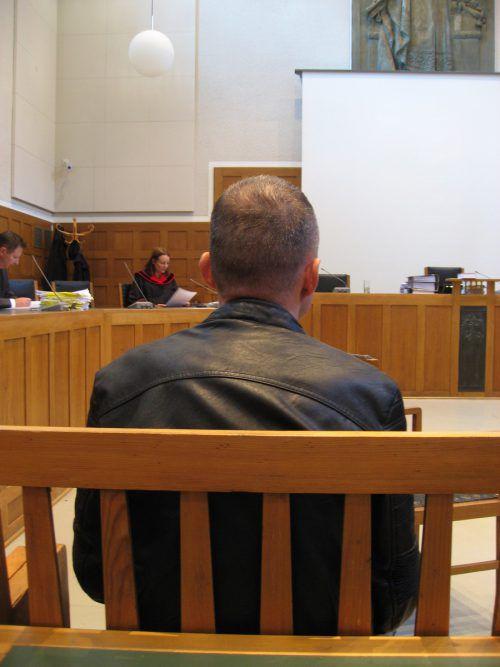 Vier Jahre Gefängnis für den älteren der beiden Angeklagten. Eckert