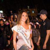 Mit Stardesigner La Hong zur Miss-Vietnam-Wahl