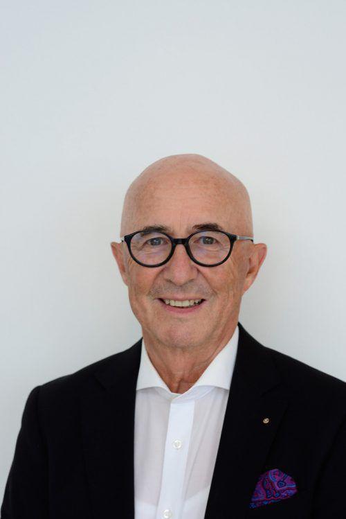 Walter Wintersteiger, Leiter der Ausbildung zum Digitalisierungsexperten. WIFI