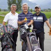 Golfen für die gute Sache