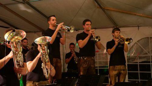 Zwei Tage lang stand die Musik im Rohrbach im Mittelpunkt und sorgte für ausgelassene Stimmung. cth