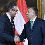 FPÖ lässt EU-Verfahren gegen Ungarn prüfen