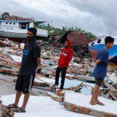 Nach Erdbeben: Weltbank hilft Indonesien mit Milliardenkredit