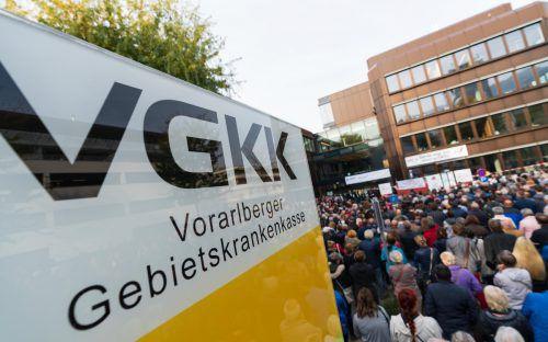 Im kommenden Jahr wird aus der Vorarlberger Gebietskrankenkasse eine Landesstelle der Österreichischen Gesundheitskasse.vn/stiplovsek