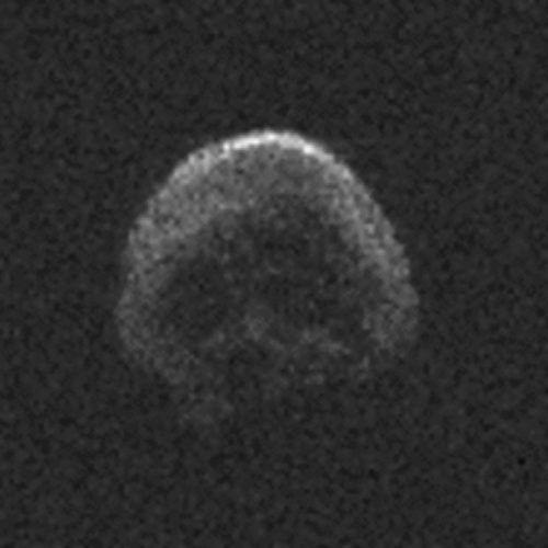 Asteroid 2015 TB145 hat einen Durchmesser von 600 Metern. AFP
