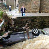 Tödliche Flut in Südfrankreich