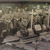 1443 Lustenauer zogen in den Ersten Weltkrieg