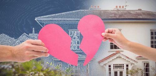 Bei einer Trennung wird meist auch die Wohnsituation neu geregelt. foto: shutterstock