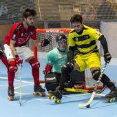Rollhockey-Europacup im Doppelpack