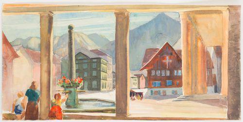 Bilder von Alfons Kräutler sind bald in der Sparkasse zu sehen. Veranstalter