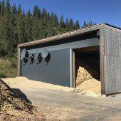Holz und Biomasse heizen im Land ein