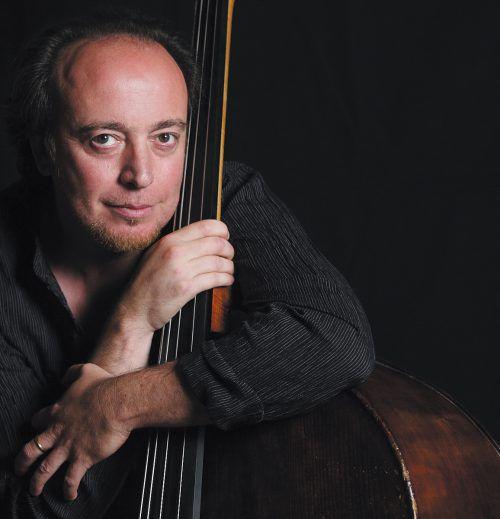 """Bonaccorsos Musikerleben liest sich wie das """"Who is who"""" des zeitgenössischen italienischen Jazz. arbogast"""