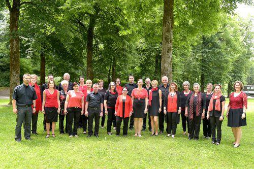 Cantemus feiert 20 Jahre und der Chor ImPuls sowie der Kirchenchor Weiler feiern mit. Cantemus