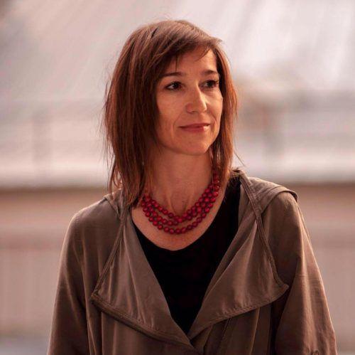 Carola Schneider ist seit sieben Jahren in Moskau tätig. TAS/Hadler