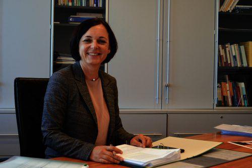 """Christine Germann: """"Bei der VLV sind eine hohe Mitarbeiterzufriedenheit und Loyalität spürbar.""""VLV"""