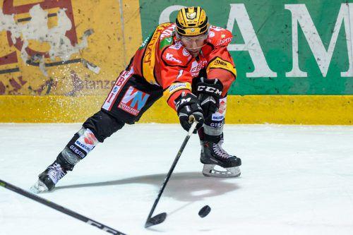 Christoph Draschkowitz bereitete in Asiago alle vier VEU-Treffer vor. Stiplovsek