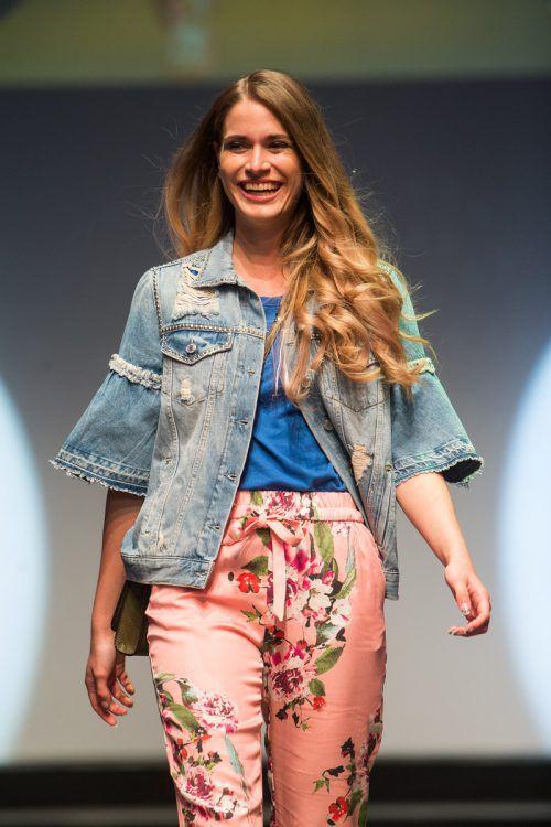 Daria Schuricht aus Feldkirch konnte heuer die Jury überzeugen und wurde zur Miss Vorarlberg gekürt. VN/Sams