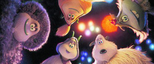 """Das animierte Abenteuer """"Smallfoot – Ein eisigartiges Abenteuer"""" stellt die Yeti-Legende einfach auf den Kopf. Warner Bros"""