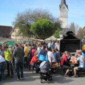 Hohenweiler lädt zum Herbstmärktle
