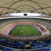 Bewegliches Dach für WM-Stadion in Katar