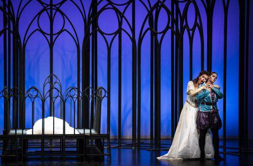 Das Musiktheater Vorarlberg präsentiert die Bellini-Oper in italienischer Sprache.mtvo